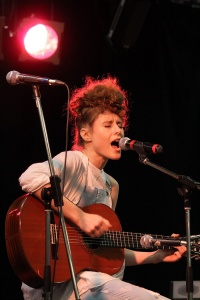 Kiesza live at Selkirk College